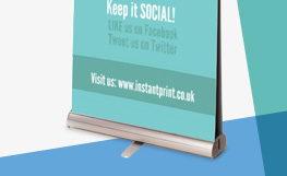 Featured Product - Roller Banners from £37