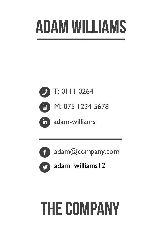 Free Business Cards Templates Instantprintcouk - Business card print template