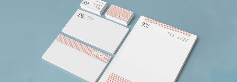 Stationery – an extension of your brand