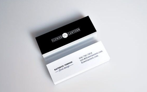 Mini business cards half the size double the impact for a business card thats a strong all rounder opt for the mini and get networking reheart Image collections