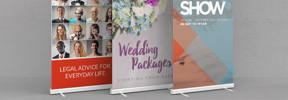 5 Benefits of Using Roller Banners