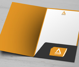 Presentation folder printing instantprint a5 glued presentation folders colourmoves Gallery