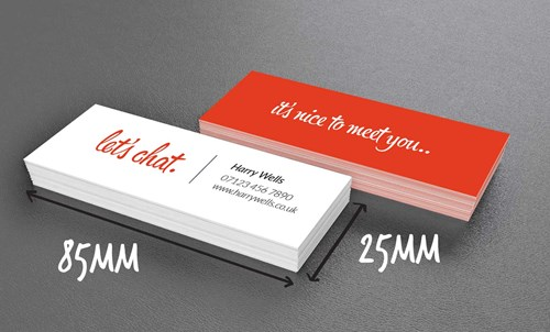 Business card sizes and stocks a guide mini business card dimensions colourmoves