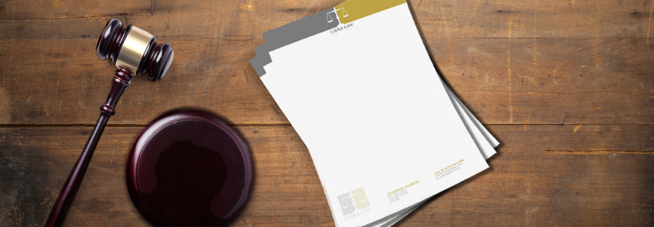 The General and Legal Requirements for Letterheads