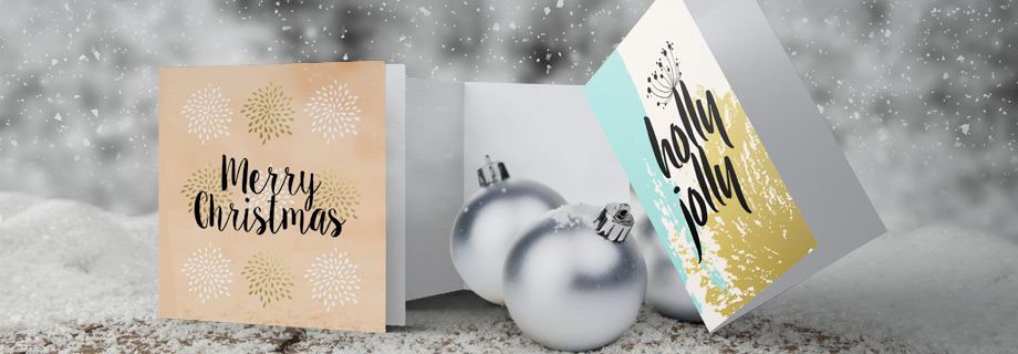 6 Ways to Make Your Business Christmas Cards Stand Out
