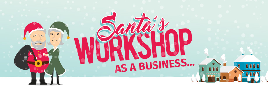 Santa's Workshop as a Business