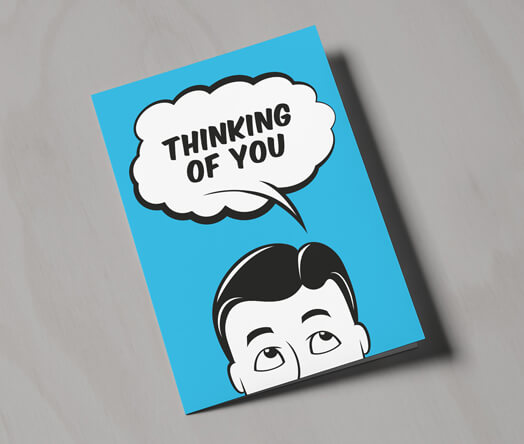 A6 Greetings Cards