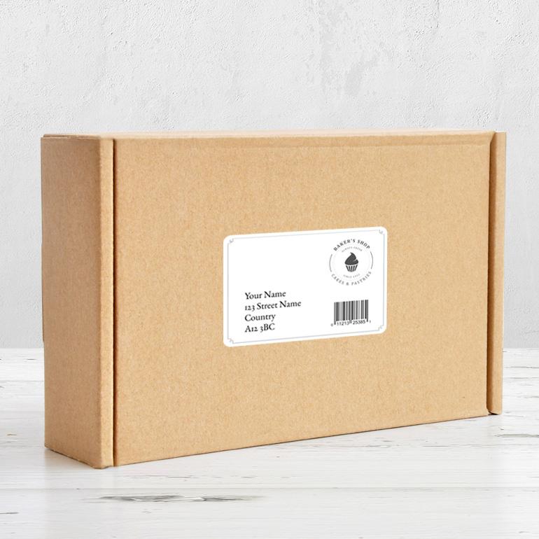 Address return labels