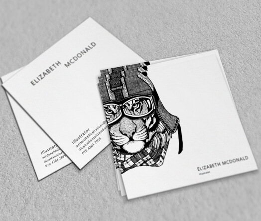 business cards design printing from a6 instantprint co uk