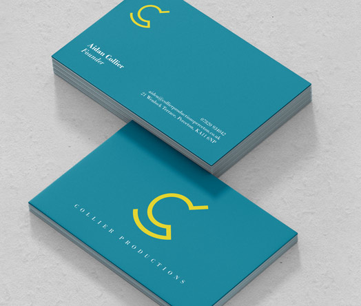 Business Cards Design & Printing From £6 | instantprint.co.uk