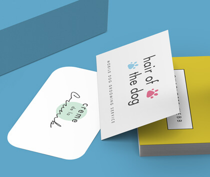 business cards design printing from 6 instantprint