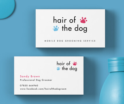 Business cards design printing from 6 instantprint premium business cards reheart Gallery