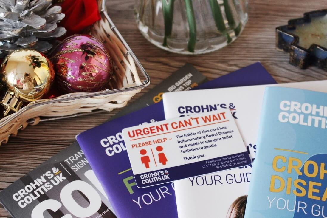 membership incentives from crohn's and colitis UK
