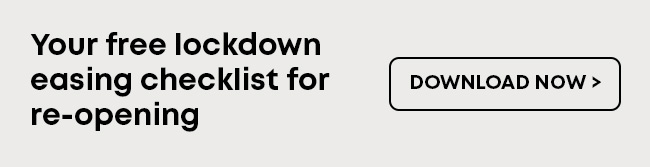 grey download button to access free reopening checklist
