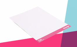 Featured Product - Letterheads from £19